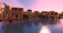Khayr - the Egyptian City Minecraft Map & Project