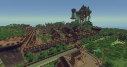 [FIXED] Medieval Fantasy Town [!!!HUGE UPDATE!!!] Minecraft