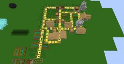 Party Craft - Village Wilds Minecraft Map & Project