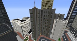 Flat [LionInterpol] Minecraft Map & Project