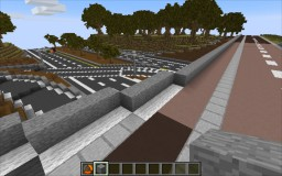 Highway to Toronto from St Catharines Minecraft Map & Project