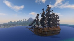 Old Pirate ship Minecraft Map & Project