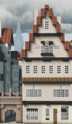 Wildemannsgasse 5, Kassel, Germany Minecraft Map & Project