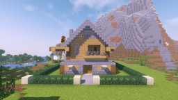 Small House Minecraft Map & Project