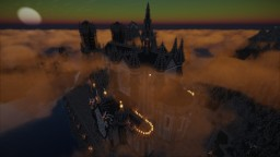 gothic catheral Minecraft