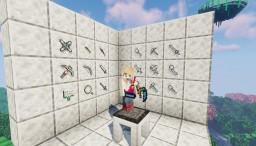 Minimalists GemStruct Minecraft Texture Pack