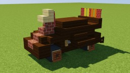 Turkey Car Minecraft Map & Project