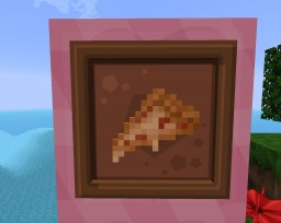 Pizza Mod for 1.12.2 NEW UPDATE Minecraft Mod