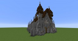 Mayfare Cathedral Minecraft