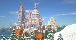 City of Angels | Roklavian Capitol | Realm of Allura | (featured on minecraft.net) Minecraft Map & Project