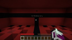 FIND ZE BUTTON Minecraft Map & Project