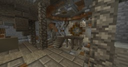 Fallout Vault (for 76) Minecraft Map & Project