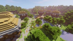 Jbohacek's village Minecraft Map & Project