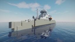 Coastal custom car ferry Minecraft Map & Project