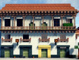3491 Calle de los Santos de Piedra, Cartagena de Indias, Colombia, New Granada Minecraft Map & Project