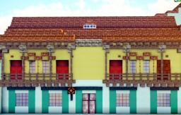 42 Calle de Ayos, Cartagena De Indias, Colombia, New Granada Minecraft Map & Project