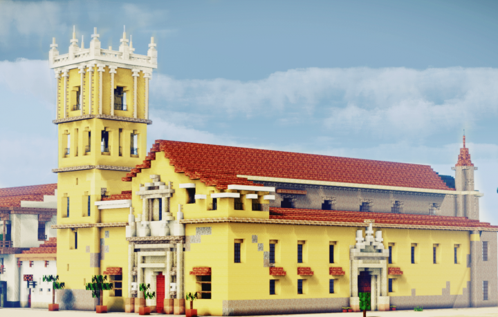 Popular Server Project : Catedral Basílica Metropolitana de Santa Catalina de Alejandría, Cartagena de Indias, Colombia (200th Submission)