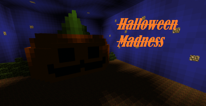 Welcome to Halloween Madness