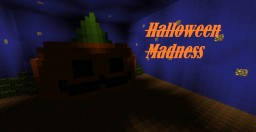 Halloween Madness Minecraft Map & Project