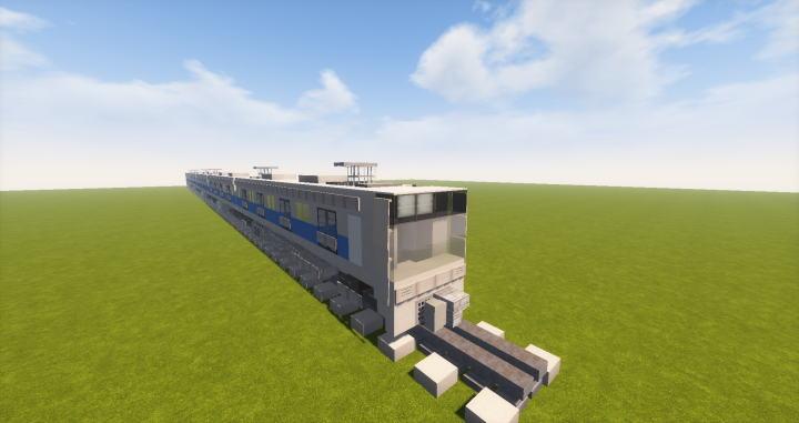 Popular Server Project : || Japan Railways 207 ||