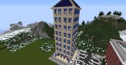 finanse center Minecraft Map & Project