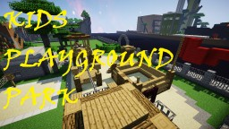 Kids Playground Park DOWNLOAD! Minecraft Map & Project