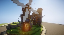 Steampunk is easy? Minecraft Map & Project