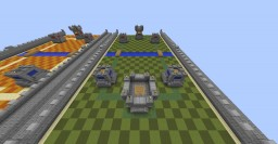 Clash Royal Arena Minecraft Map & Project