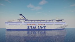Silja Line M/S Silja Serenade Minecraft Map & Project