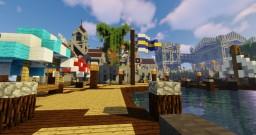 Cazfedia Minecraft Map & Project