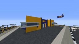 IKEA (içi boş) Minecraft Map & Project