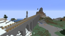 A viaduct Minecraft Map & Project