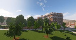 Rush Building: Drexel University Minecraft Map & Project
