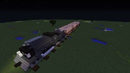 Train Showcase Minecraft Map & Project