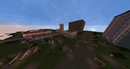 Pokrov Soviet City Update Minecraft Map & Project