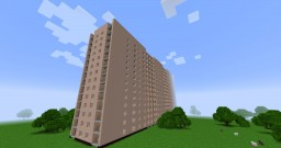 Typical residential building series P-30/Типовой жилой дом серии П-30 Minecraft Map & Project