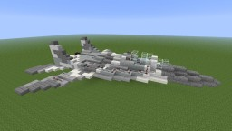 Mikoyan MiG-29SMT Minecraft Map & Project