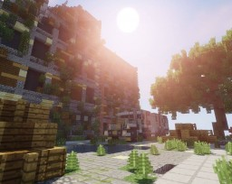 Apocalyptic buildings Minecraft Map & Project