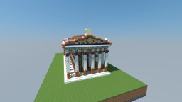 AC Oydssey Temple of Hera Olympia Minecraft Map & Project
