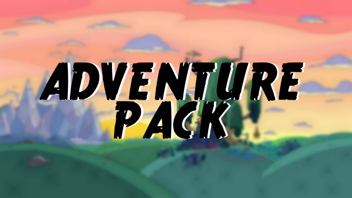 An Adventure Time Resource Pack