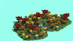 autumn Island (download on 5 likes) Minecraft