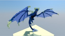 EPIC DRAGON FOR FACTIONS SPAWN -- PixlePlexMC Minecraft