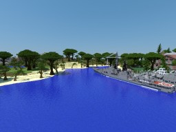 Isle Of Lavia Minecraft Map & Project