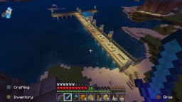 DB Pier Minecraft Map & Project