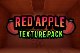 Apple Red - Minecraft Texture Pack Minecraft Texture Pack