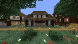 Wealthy Farmers' House Minecraft Map & Project