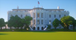The White House | IBC Minecraft Map & Project