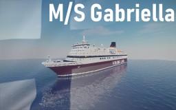 M/S Gabriella Minecraft Map & Project