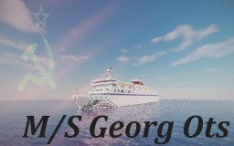 M/S Georg Ots Minecraft Map & Project