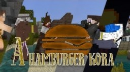 Csabusa Kalandpályái : A Hamburger kora 1.12 Minecraft Map & Project